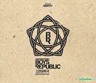 Boys Republic Mini Album Vol. 1 - Identity (CD + DVD) (Taiwan Special Edition)