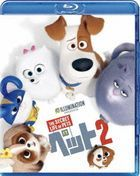 The Secret Life Of Pets 2  (Blu-ray) (Japan Version)