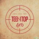 Teen Top Repackage Album - Teen Top 20's Love Two ÉXITO
