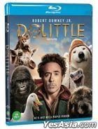 Dolittle (Blu-ray) (Korea Version)