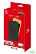 Nintendo Switch Lite Slim Hard Pouch (Black) (Japan Version)