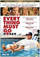 Everything Must Go (2010) (DVD) (Hong Kong Version)