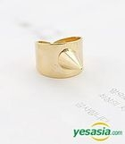 BEAST : Yang Yo Seop Style - Ares Ring (Gold / US Size: 8 1/2)