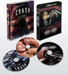 Crash (1996) [4K Ultra HD + Blu-ray) (4K Restored Edition) (Japan Version)