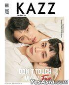 KAZZ  Vol. 166 - Yin & War (Cover B)