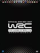 WRC WORLD RALLY CHANPIONSHIP 2007 DVD-BOX (Japan Version)