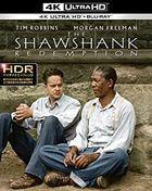 The Shawshank Redemption (4K Ultra HD + HD Digitally Remastered Blu-ray) (Japan Version)