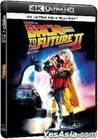 Back To The Future Part II (1989) (4K Ultra HD + Blu-ray) (Hong Kong Version)