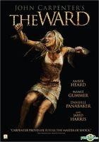 The Ward (2010) (DVD) (Hong Kong Version)