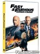 Fast & Furious: Hobbs & Shaw (2019) (DVD) (Hong Kong Version)