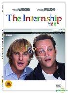 The Internship (2013) (DVD) (Korea Version)