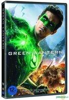 Green Lantern (DVD) (2-Disc) (Korea Version)