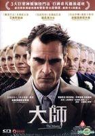 The Master (2012) (DVD) (Hong Kong Version)