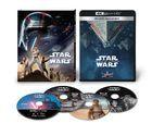 Star Wars: The Rise of Skywalker (4K Ultra HD MovieNEX + 4K Ultra HD + 3D Blu-ray + Blu-ray) (Japan Version)