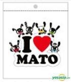 B.A.P Invitation to MATO Castle in Japan Goods - Matoki Mini Eco-bag