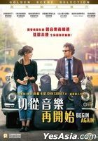 Begin Again (2013) (DVD) (Hong Kong Version)