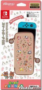 Nintendo Switch Smart Pouch EVA Animal Crossing: New Horizons Line Art (Japan Version)