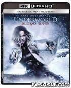 Underworld: Blood Wars (2016) (4K Ultra HD + Blu-ray) (Hong Kong Version)