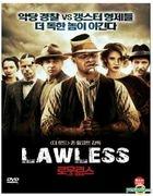 Lawless (DVD) (Korea Version)