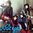 Shumatsu Not yet (SINGLE+DVD)(First Press Limited Edition A)(Japan Version)