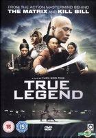 True Legend (2010) (DVD) (UK Version)