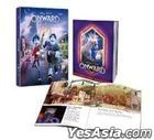 Onward (2020) (Blu-ray) (Collector's Edition) (Hong Kong Version)