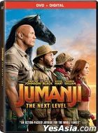 Jumanji: The Next Level (2019) (DVD + Digital) (US Version)