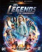 Dc's Legends Of Tomorrow Season 4 Last Half Set (Japan Version)