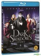 Dark Shadows (Blu-ray) (Korea Version)