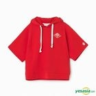 Produce 48 Hoodie (Red) (Large)