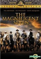 The Magnificent Seven (1960) (DVD) (Special Edition) (US Version)