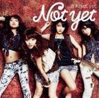 Shumatsu Not yet (SINGLE+DVD)(First Press Limited Edition B)(Japan Version)