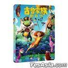 古鲁家族:新石代 (2020) (Blu-ray) (台湾版)