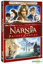 The Chronicles of Narnia: Prince Caspian (DVD) (2-Disc) (Korea Version)
