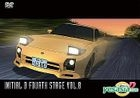 Initial D Fourth Stage Vol.8 (Japan Version)