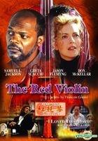 The Red Violin (VCD) (Hong Kong Version)