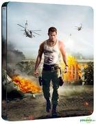 White House Down (Blu-ray) (Steelbook) (Limited Edition) (Korea Version)