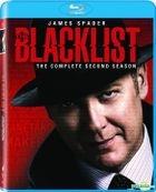 BLACKLIST: THE SEASON 2 (5PC) / (BOX UVDC AC3 DOL)(US Version)