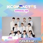 JO1 - KCON:TACT HI 5 Official MD (Mini Behind Photobook)
