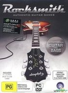 Rocksmith - Authentic Guitar Games (English Version) (DVD Version)