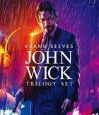 John Wick Trilogy Set (Blu-ray) (Japan Version)