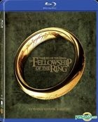 The Lord of The Rings - The Fellowship of The Ring (2001) (Blu-ray) (Extended Edition) (Hong Kong Version)