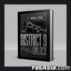 Stray Kids World Tour District 9 : Unlock in SEOUL (Blu-ray) (2-Disc + Photobook + Sticker + Print Photo) (Korea Version)