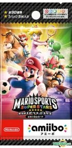 amiibo Card Mario Sports Super Stars (Japan Version)