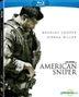 American Sniper (2014) (Blu-ray) (Hong Kong Version)
