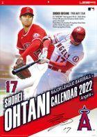 Ohtani Shohei 2022 Calendar (Japan Version)