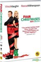 Four Christmases (DVD) (Korea Version)