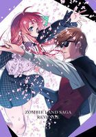 Zombie Land Saga Revenge SAGA.3 (Blu-ray) (Japan Version)