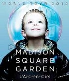 WORLD TOUR 2012 LIVE at MADISON SQUARE GARDEN [BLU-RAY](Japan Version)