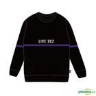 Lee Hong Ki Live 302 in Seoul Official Goods - Sweatshirt (One Size)